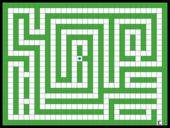 Maze Maker - Educational Software